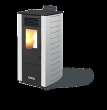Centrometal CentroPelet Z12 meleg levegős pelletkályha (fehér)