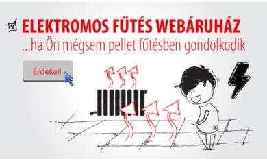 Elektromos Fűtés Webáruház