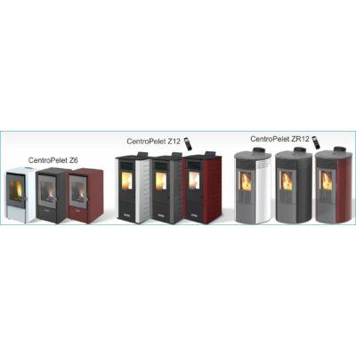CentroPelet Z6/Z12/ZR12 termék választék