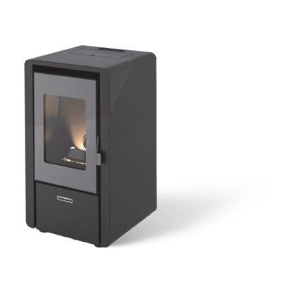 Centrometal CentroPelet Z6 meleg levegős pelletkályha (fekete)