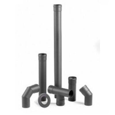 CentroPelet ZV és ZVB 16-24 füstcsőkészlet (80 mm)