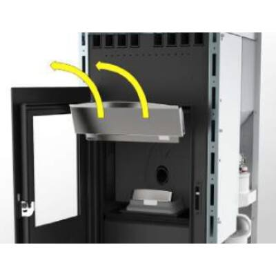 CentroPelet Z14C szerszámok nélkül szétszedhető