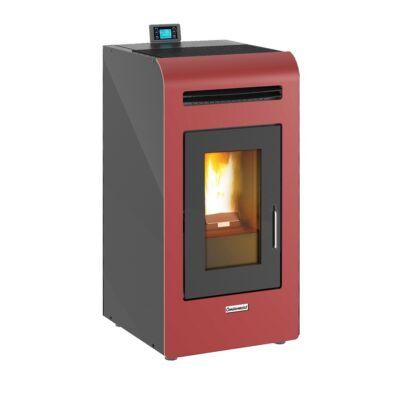 Centrometal CentroPelet Z16 meleg levegős pelletkályha (bordó)