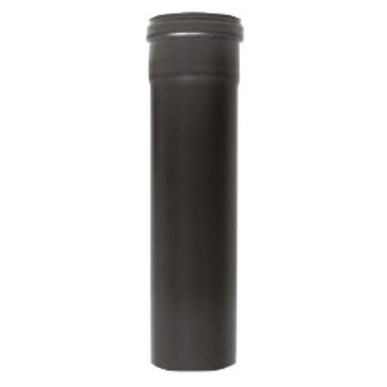 100x1000 rozsdamentes pellet kályha füstcső (100 mm)