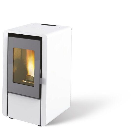 Centrometal CentroPelet Z6 meleg levegős pelletkályha (fehér)