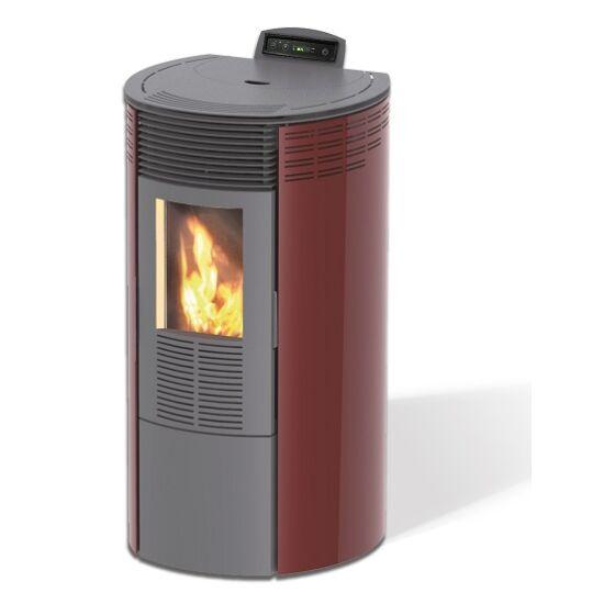 Centrometal CentroPelet ZR12 meleg levegős pelletkályha (bordó)