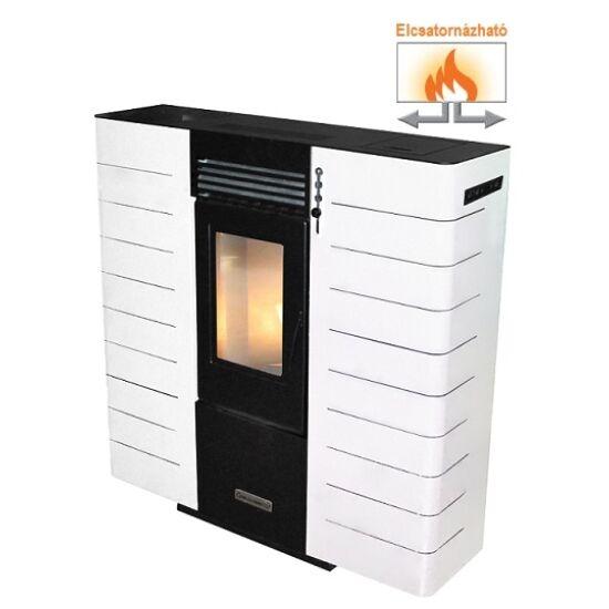 Centrometal CentroPelet ZS10 meleg levegős pelletkályha (fehér)