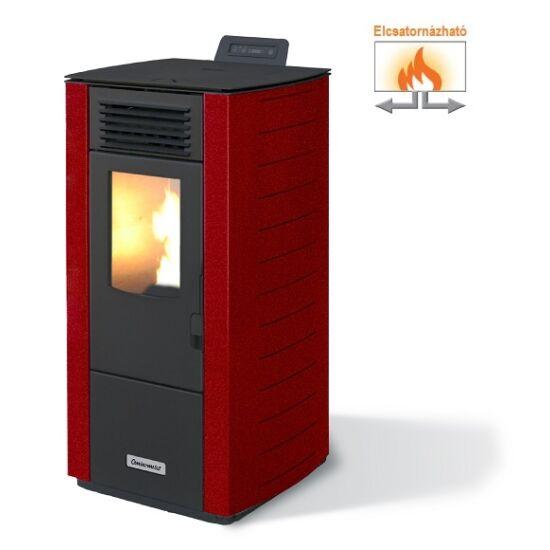 Centrometal CentroPelet Z12 C meleg levegős pelletkályha (bordó)